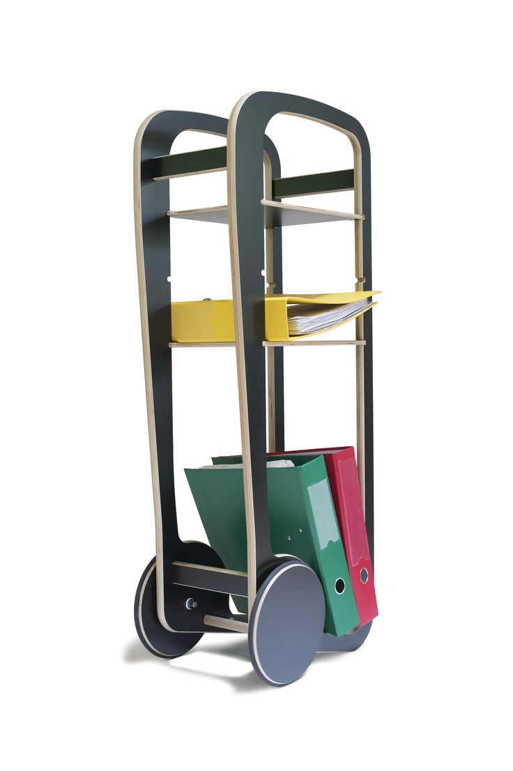 fleimio trolley for the bookkeeping.