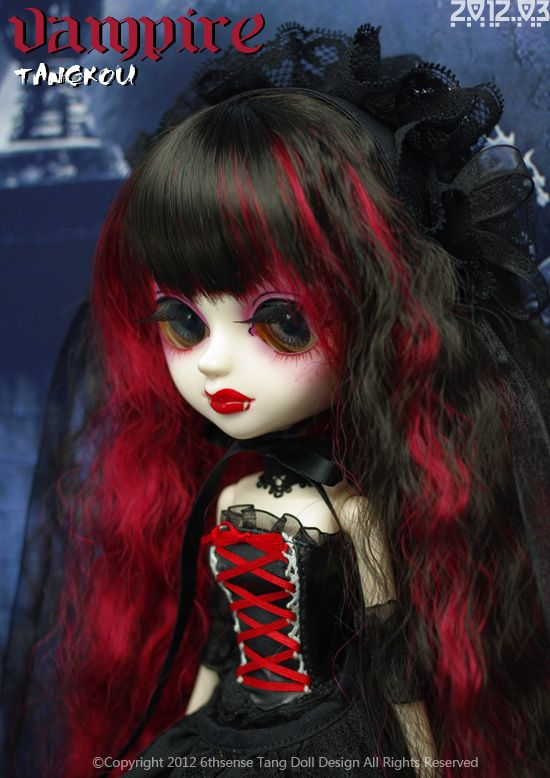 Tangkou doll Vampire