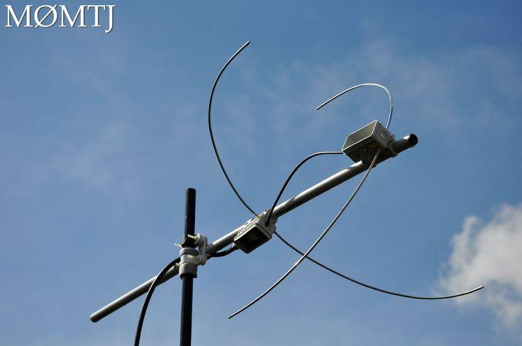 Omni Directional Circularly Mixed Polarized Antenna