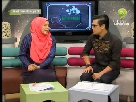 Adik Nur Amira Syahira Di TV9