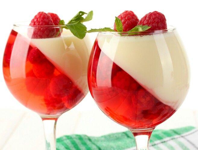 Strawberry Gello