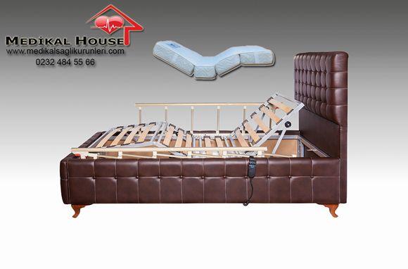 2 motorlu ev tipi hastane yatağı fiyatları
