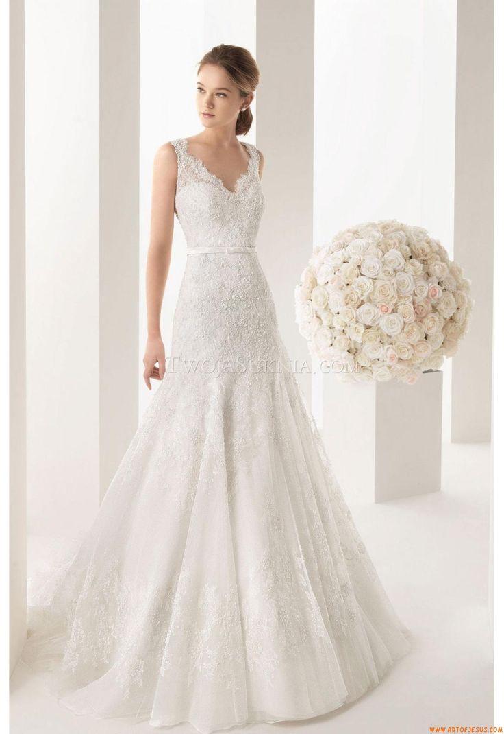 155 besten Wedding Dresses Rosa Clara Bilder auf Pinterest ...
