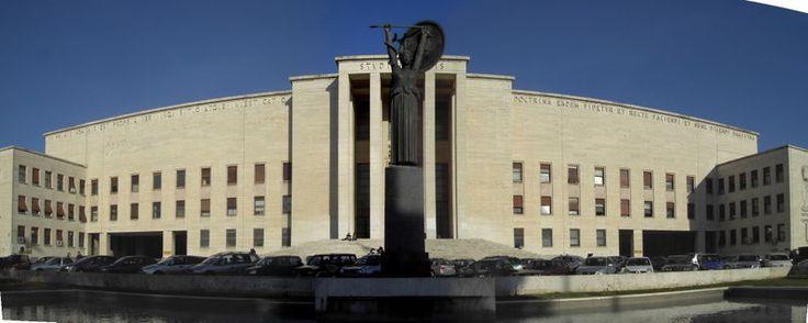 universidade de roma (1932), Marcelo Piacentinni