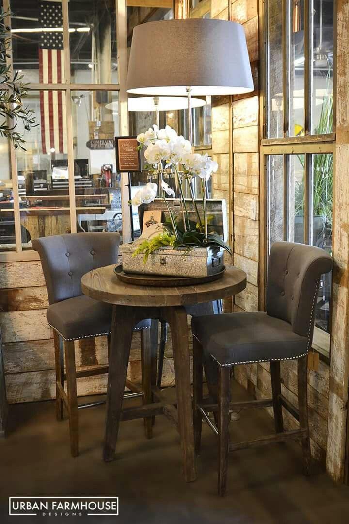 Bistro Table By Urban Farmhouse Designs