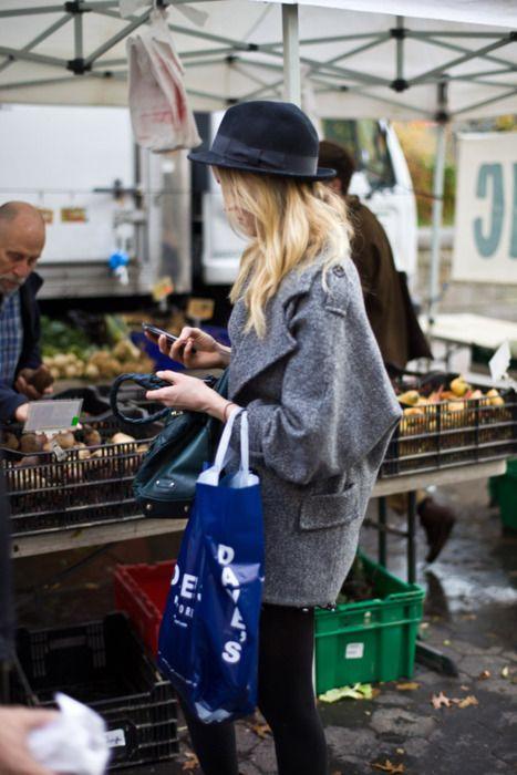 explore the farmer's market