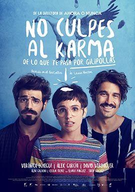 """""""No culpes al karma de lo que te pasa por gilipollas"""", de María Ripoll. APPA: Josep Amorós (Dtor.Producción)."""