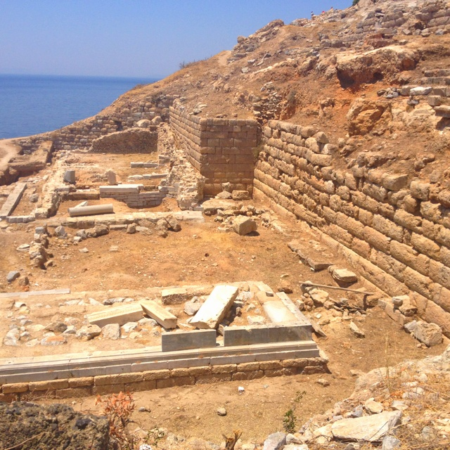 Knidos Historical City