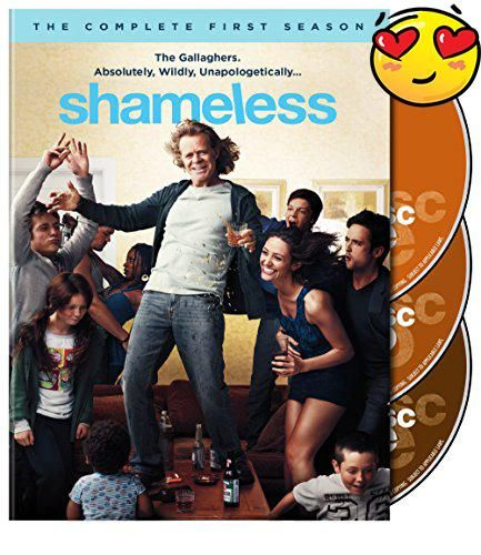 #bestdeals <p> #Shameless: The Complete First Season</p><p>Meet Frank Gallagher (William H. Macy): proud, working-class patriarch to a motley brood of six smart, ...