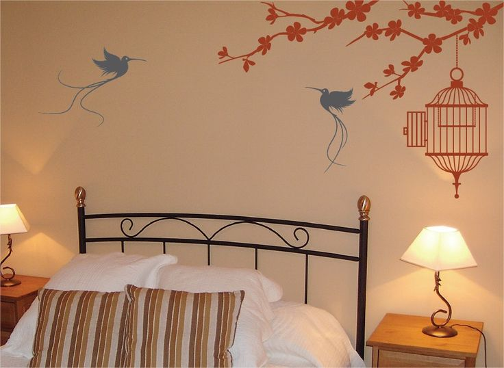 #tree #birds #walldecal #decals #viniles #vinil