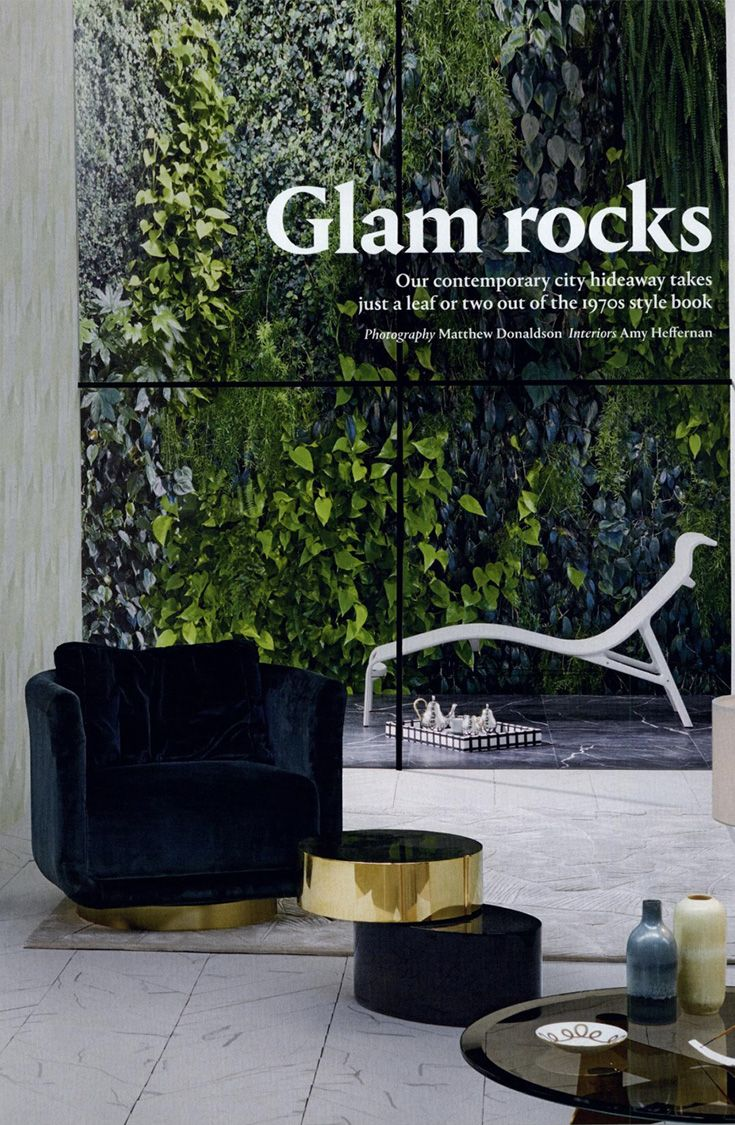 Luxury Living At Wallpaper Magazine January 2015 Issue With FendiCasa
