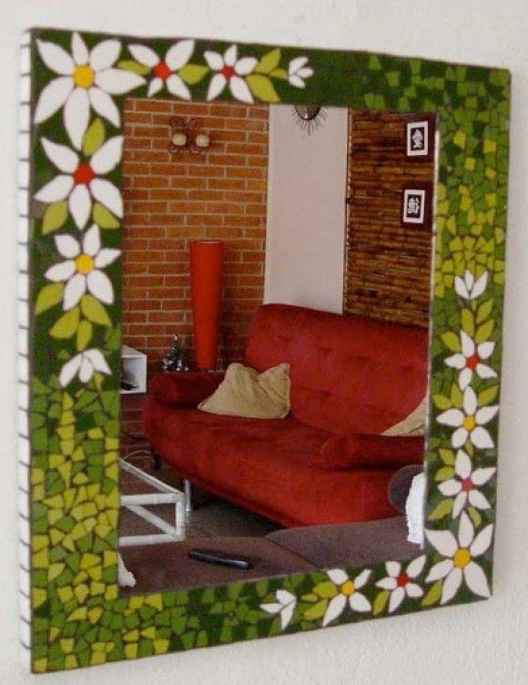 Espelho em Mosaico, Margaridas