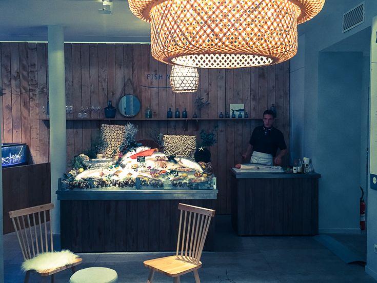 La maison Laks tous au bistrot le 20 novembre ! La maison de la Norvège veut redorer son blason, enfin son poisson, le saumon de la mer Baltique...