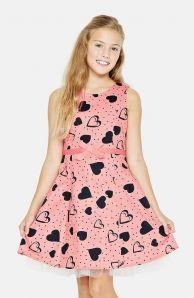 Dívčí letní šaty z kolekce NEXT