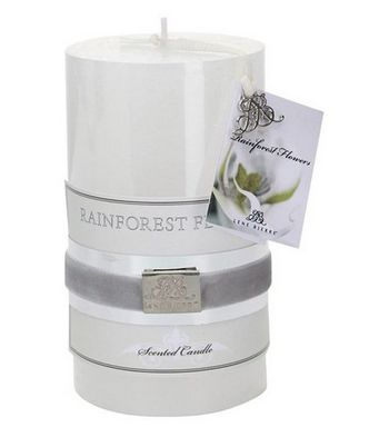 Rainforest Flowers Candle - £7.50 - Hicks and Hicks