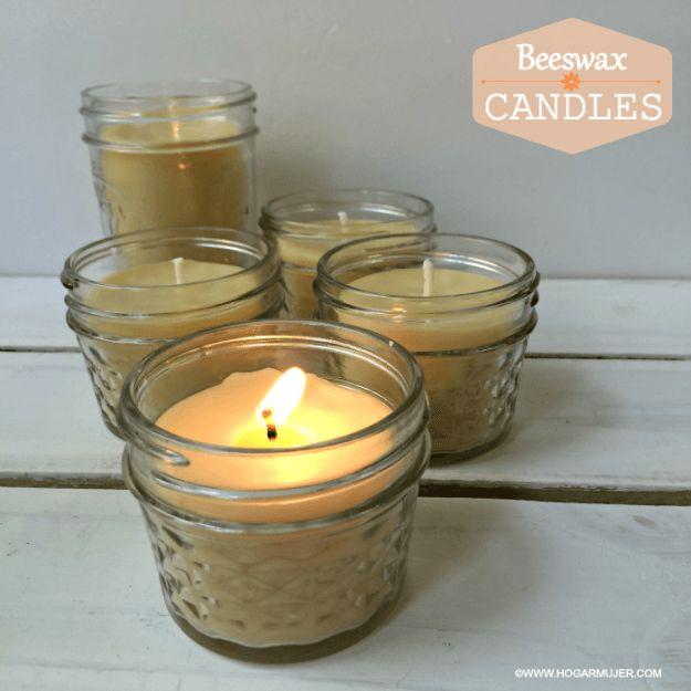#DIY #velas #hazlotumisma #beeswax #candles #velasdeceradeabeja #beeswaxcandles #natural #ecotips