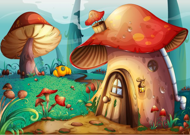 134 best drawing images on pinterest fairies garden for Fairy on a mushroom drawing