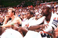 1992 Dream Team | USA Olympic Basketball Team | InterBasket