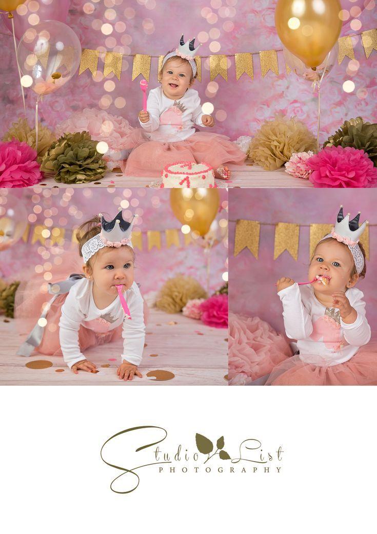 Kuchen Smash Fotoshooting 1 Jahr Altes Baby Fotoshooting Baby