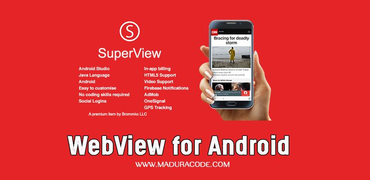 Source Code SuperView for Android v2.0.4