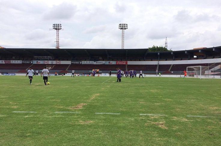 En el primer partido amistoso de preparación, con miras al Torneo Apertura 2017 de la Liga Premier de la Federación Mexicana de Futbol, Real Zamora empató a dos goles ante ...