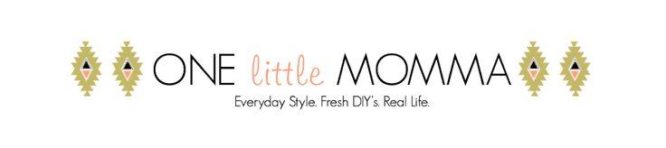 ONE little MOMMA