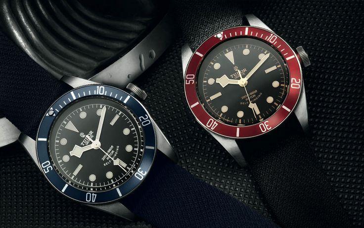 Top 25 des montres de plongée Tudor Black Bay http://www.guilhem-joaillier.com