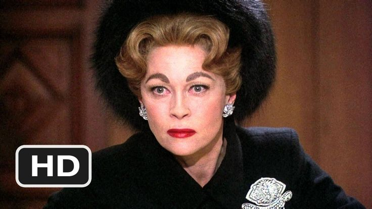 """Don't FUCK with me, fellas!""  She's OFF her rocker and I love it.  Faye Dunaway as Joan Crawford in ""Mommie Dearest""."