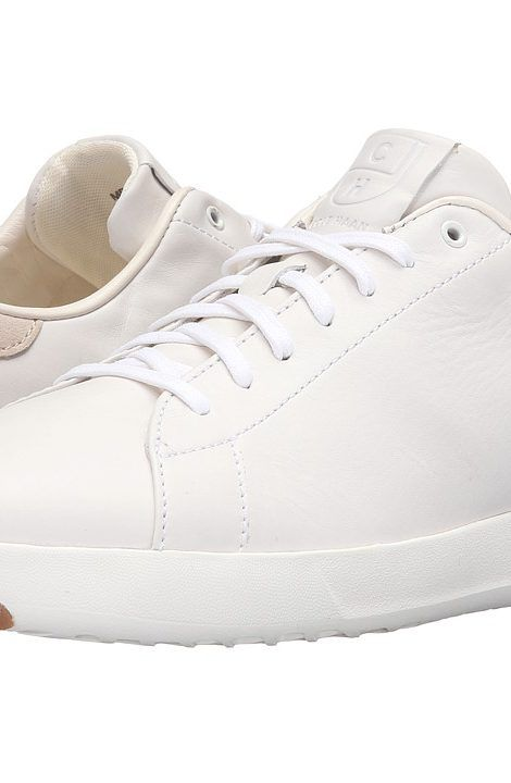 Cole Haan GrandPro Tennis Sneaker (White) Men's Shoes - Cole Haan, GrandPro Tennis Sneaker, C22584-100, Footwear Closed General, Closed Footwear, Closed Footwear, Footwear, Shoes, Gift - Outfit Ideas And Street Style 2017