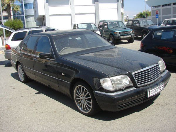 MERCEDES S320 - Cars - Vehicles