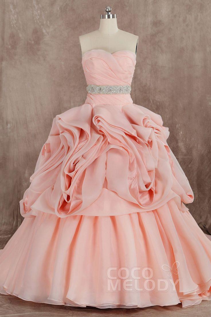 Mejores 84 imágenes de Cocomelody Colorful Wedding Dresses en ...