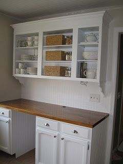 Best 25+ Bead board wallpaper ideas on Pinterest | Beadboard on ceiling, Wallpaper cabinets and ...