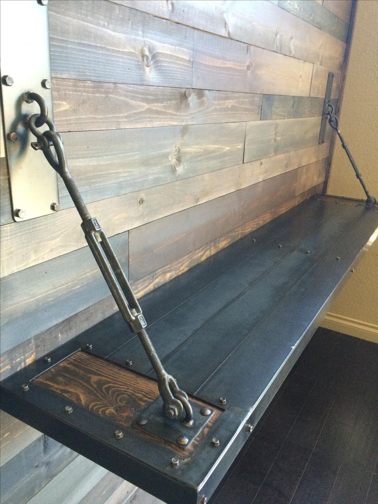 Custom Made Pendleton Shelf