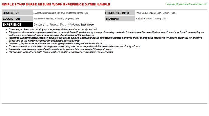 Triage Nurse Resume Sample - http://www.resumecareer.info/triage-nurse-resume-sample-7/