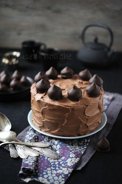 Gâteau Tout-Chocolat...<3