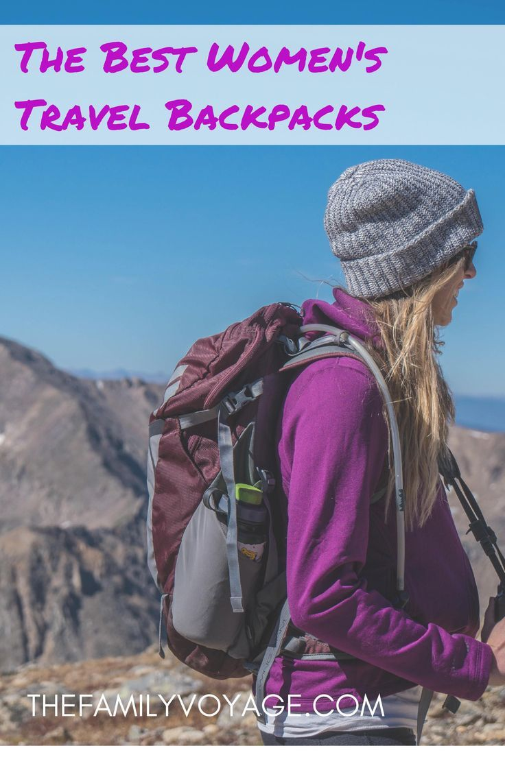 Are you shopping for a women's travel backpack? Check out our hands-on review of some of the best backpacks for women! How to choose the right women's travel pack and the best women's backpacks in 2017. Including Osprey backpack review, REI backpack review, Thule backpack review and Kelty backpack review.