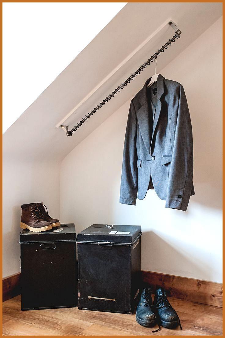 Zebedee Any Angle Wasserfall Schrage Hangende Kleiderstange