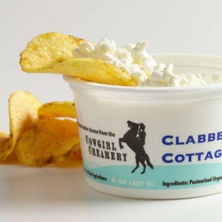 Horseradish-Cottage Cheese Dip Recipe