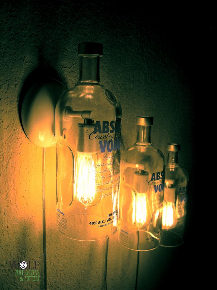 recycle your booze bottles
