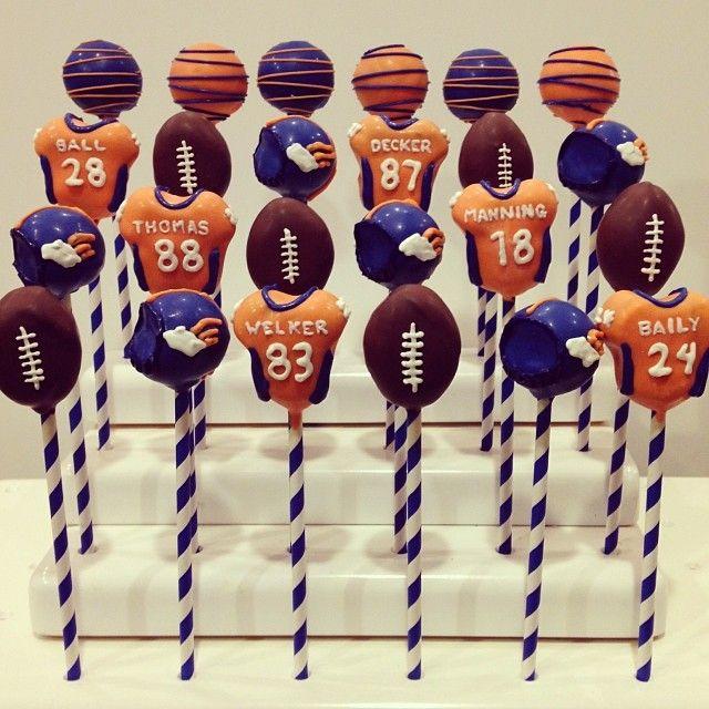 25+ Best Ideas About Denver Broncos Cake On Pinterest