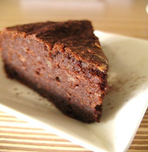Chocolate Chestnut Cake (Bolo de Chocolate com Castanhas) - Easy Portuguese Recipes