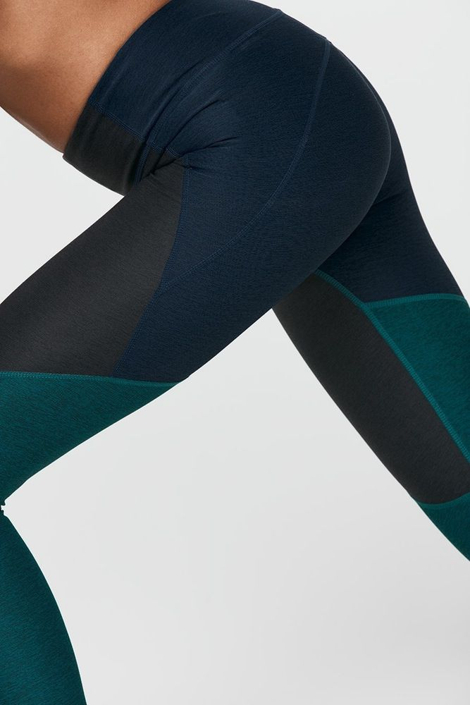 Tri-Tone Warmup Legging by Outdoor Voices | Spring - Free Shipping. On  Everything