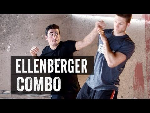 "Jake Ellenberger Knockout Combo | Andrew ""Squid"" Montañez | mmasurge.com #mma"