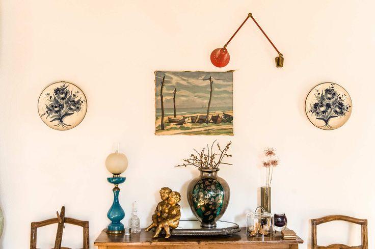 Private House: interior decor