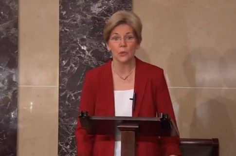 Republicans Block Elizabeth Warren's Student Loan Bill That Would Have Helped 40 Million