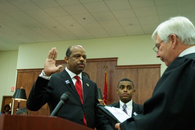 Bill Rawls, Jr. makes history as first African American mayor of  Brownsville Tennessee, Haywood County, TN