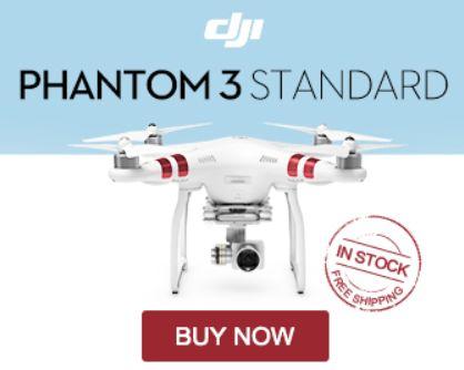 DJI Phantom 3 Camera Drone   Camera Drones for Sale