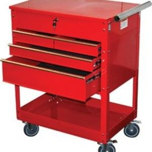 ATD-7045 red tool cart for sale $519.95
