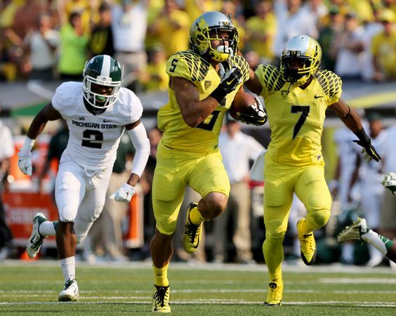 Ducks 46, Spartans 27: Michigan State stumbles in second half, Oregon scores 28 unanswered | MLive.com