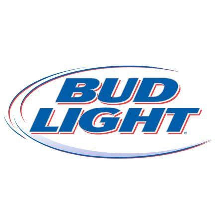 Bud Light Beer Logo Decal